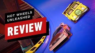 Hot Wheels Unleashed Review (Video Game Video Review)