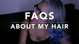 FAQ: About My Hair Thumbnail