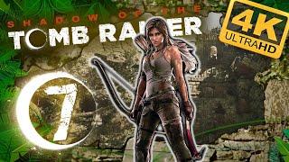SHADOW OF THE TOMB RAIDER 🌙 #7: Der Blick des Richters