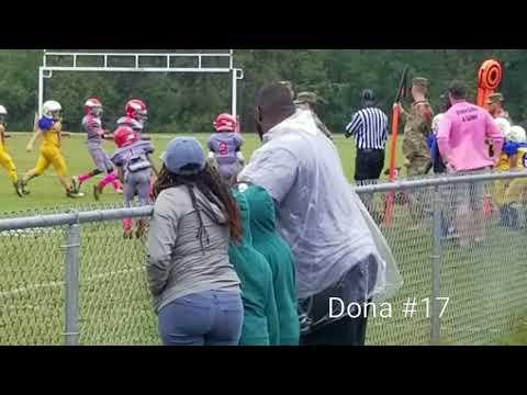 Dona #17 Nansemond Suffolk Academy Saints 2017