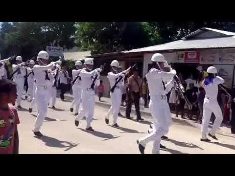 Taiwan Navy in Tarawa, Kiribati
