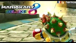 Baixar VICTORIA EN UNA CURVA - Parte 112 Mario Kart 8 Deluxe - Español