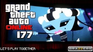 GTA ONLINE TOGETHER #177: Tragische Roboterliebe «» Let