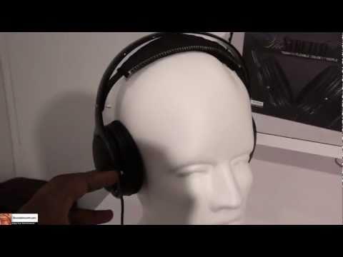 Philips Headphone line at CE Week 2011| Booredatwork