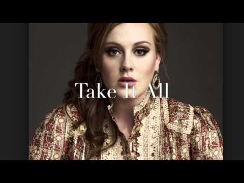 Adele & Figurative Language