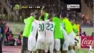 اهداف المنتخب الوطني الجزائري بتعليق حفيظ الدراجي