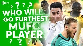 Which MUFC Player Will Go Furthest? The HUGE World Cup Debate!