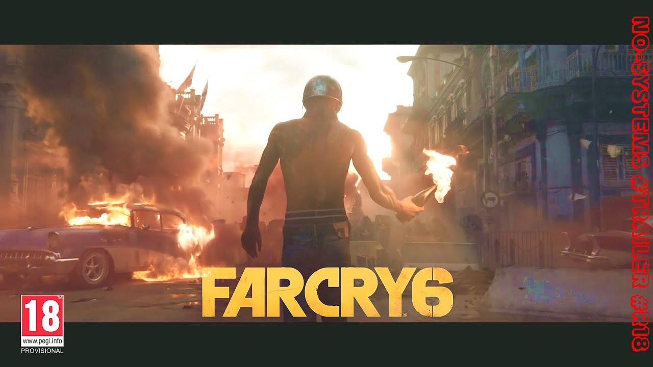 Far Cry 6 World Premiere Ubisoft Forward Trailer Hd Youtube