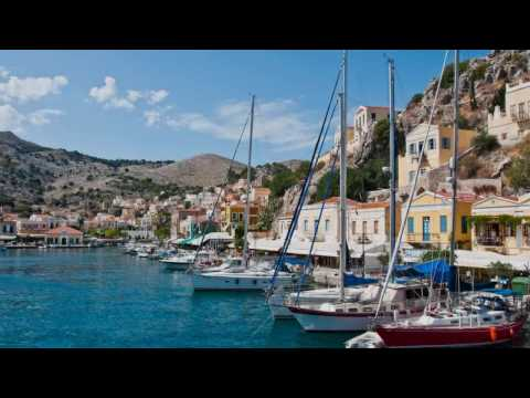 A Month in Greece With My Nikon D300s
