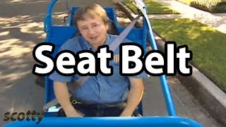 Why You Should Wear A Seat Belt