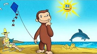 Curious George full Episodes in English Best Cartoon for kids 2017 Part 01
