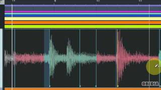 How to use Transient Detection & Audio Bend Warping in Studio One