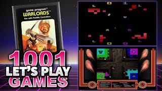 Warlords (Arcade & Atari 2600) - Let's Play 1001 Games - Episode 334