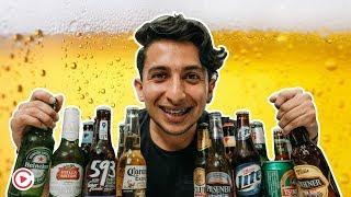 Cuál es la mejor cerveza del Ecuador ? | Mundialito #3