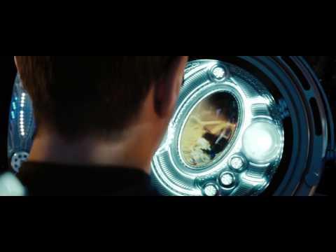 Star Trek 2009 - (3/4) Clip - He Went To Warp Sir
