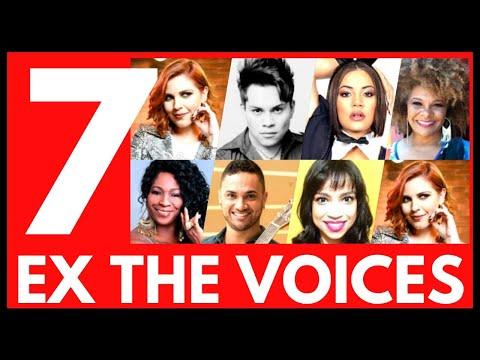 🔴AOVIVO com 7 ex integrantes do THE VOICE BRASIL sobre música na quarentena
