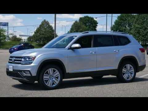 New 2018 Volkswagen Atlas Saint Paul MN Minneapolis, MN #87385 - SOLD