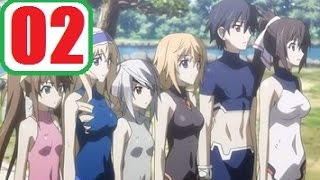 Infinite Stratos Episode 2 English Dub