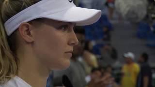 Eugenie Bouchard vs Ajla Tomljanovic