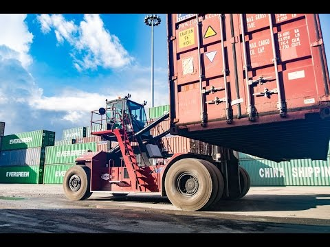 Taylor Machine Works Container Handling Port Operation Solutions