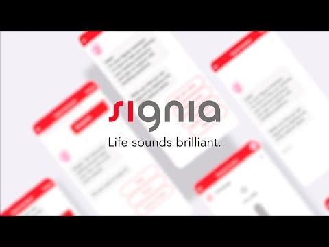 Signia Assistant : l'intelligence artificielle au service de l'audition | Signia, aides auditives