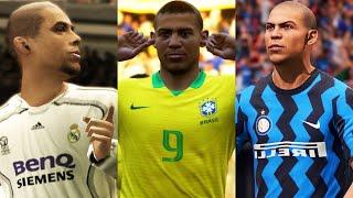 R9 RONALDO IN EVERY FIFA (97-21)