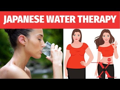 Japanese Water Therapy For Weight Loss And Staying Healthy: Amazing Therapy for Weight Loss
