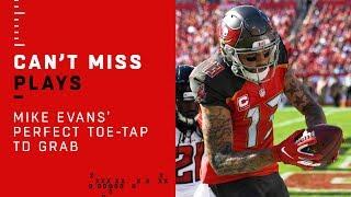 Mike Evans' Perfect Toe-Tap TD Grab!