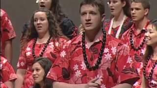 holding hands around the world byu hawaii concert choir