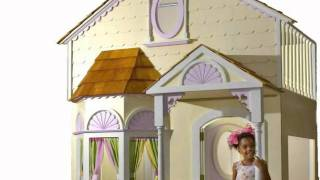 Girls Canopy Beds | Girls Princess Beds| Girls Castle Bed | Girls Princess Rooms Decor