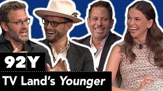 TV Land's Younger: cast and creator discuss its biggest season ever