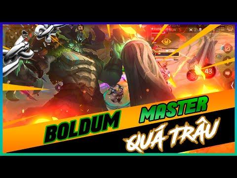 BALDUM - trợ thủ trâu nhất liên quân mobile | AOV - ROV - LQM