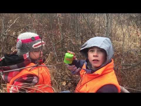 SURVIVOR KIDS Deer Hunt Adventure!