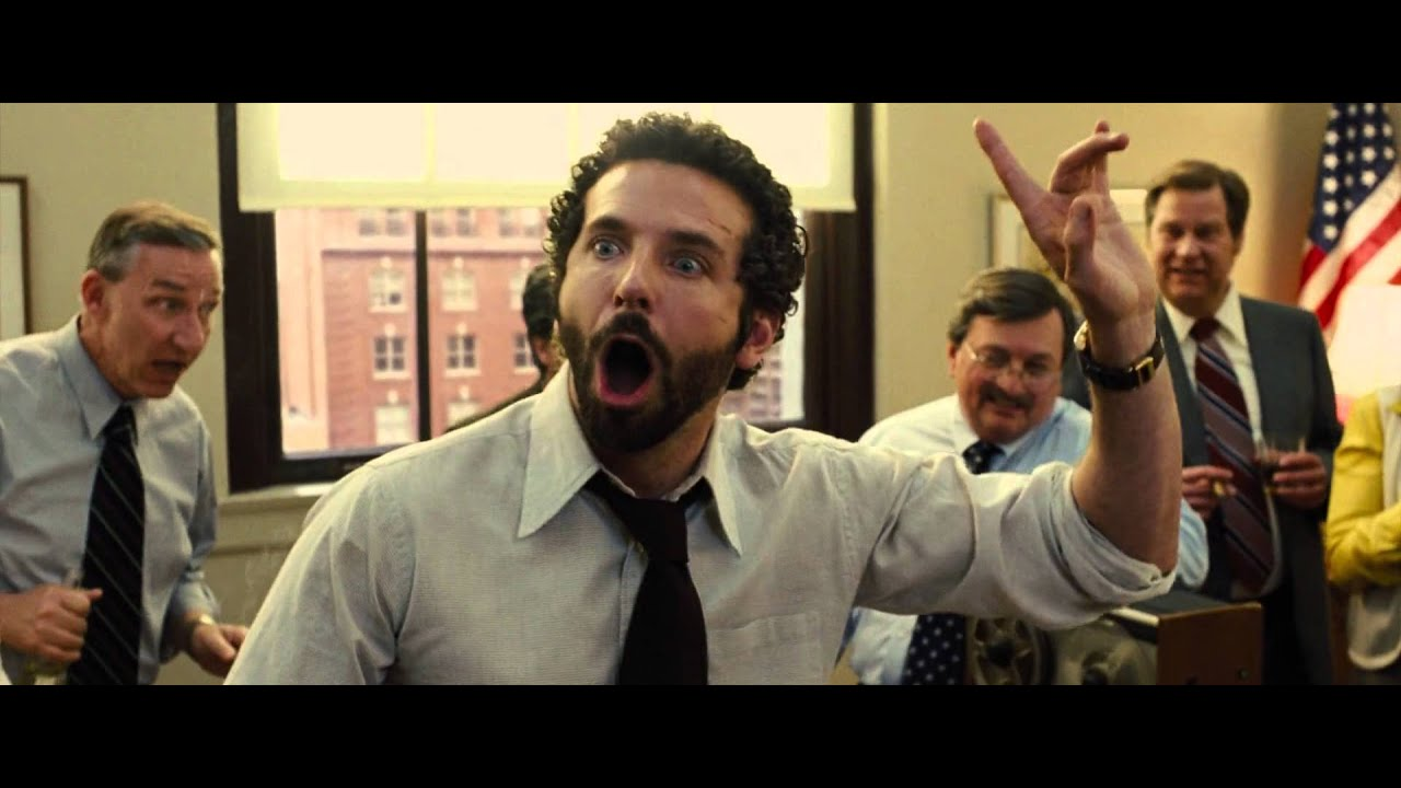Download American hustle - Bradley Cooper showing some acting!