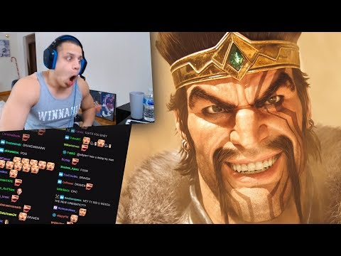Tyler1 Reacts to Awaken (Draven Included) - League of Legends Cinematic thumbnail