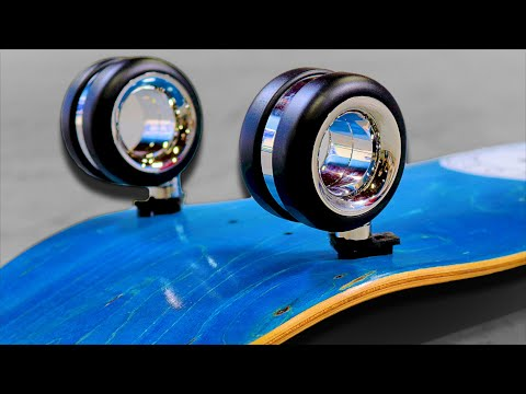 I TOOK APPLE'S $700 WHEELS AND MADE A (BETTER) SKATEBOARD