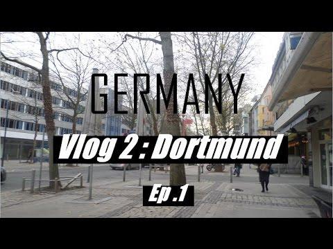 [GERMANY] Vlog 2 ไปตลาดคริสมัสที่ Dortmund กัน!! (Ep.1)