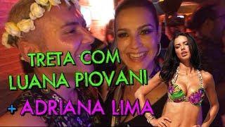 Resolvendo a treta com Luana Piovani + Adriana Lima | #HotelMazzafera