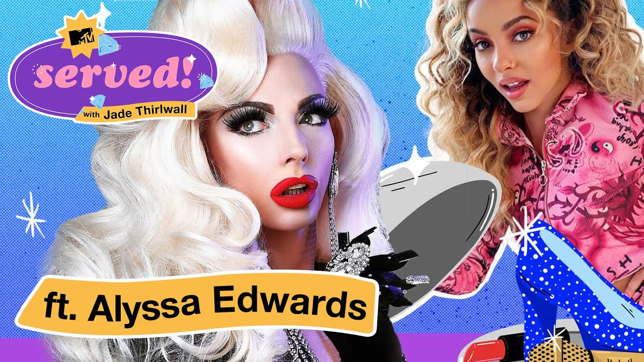 "ALYSSA EDWARDS ONTMOET IDOOL: ""DIT IS WAANZINNIG!"" 