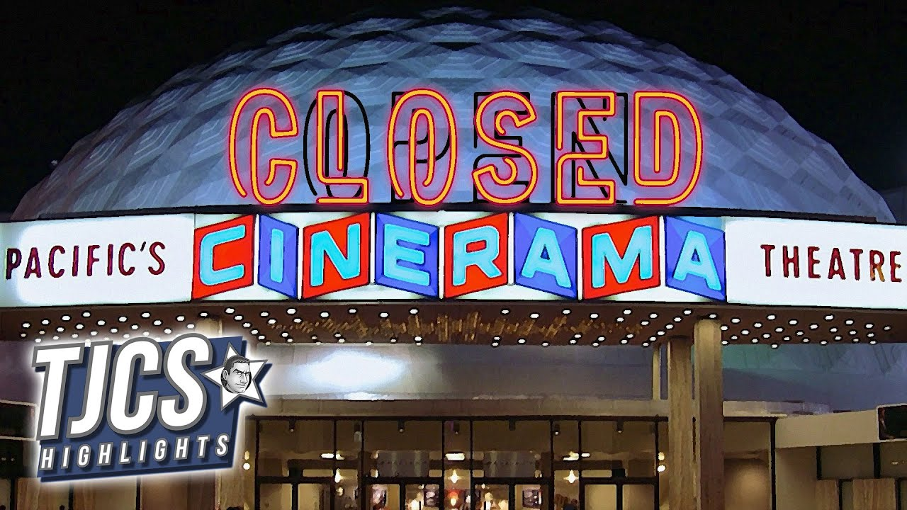 ArcLight and Pacific Theaters to close for good