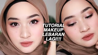 ANOTHER EASY LEBARAN MAKEUP TUTORIAL ( NYOBAIN MAKE OVER CUSHION!) | Kiara Leswara