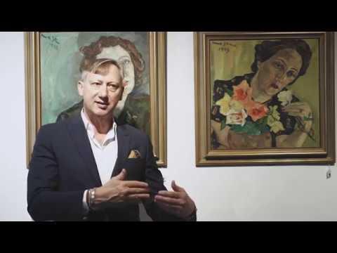 Prof Federico Freschi on Freda Feldman by Irma Stern
