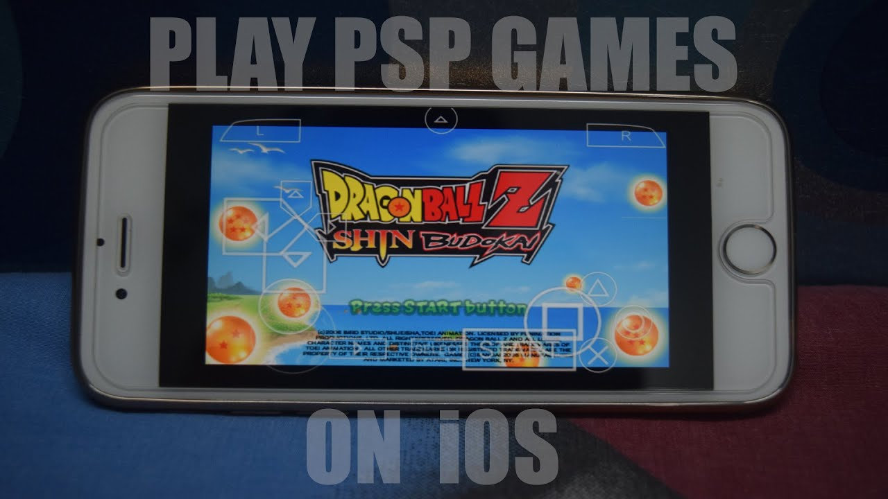 giochi ppsspp iphone