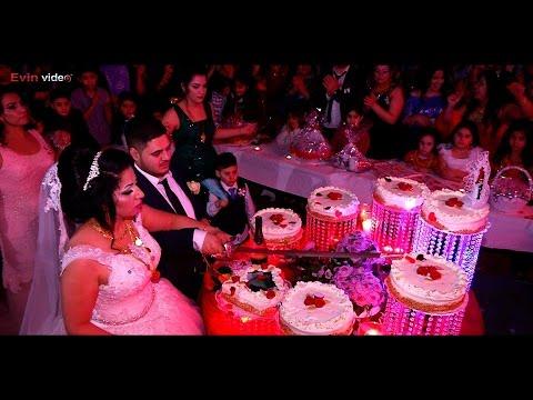 Imad Selim 2017 - Abdala & Schamsa - Kurdisch Wedding - 21.01.2017 -  part 5 -  by Evin Video
