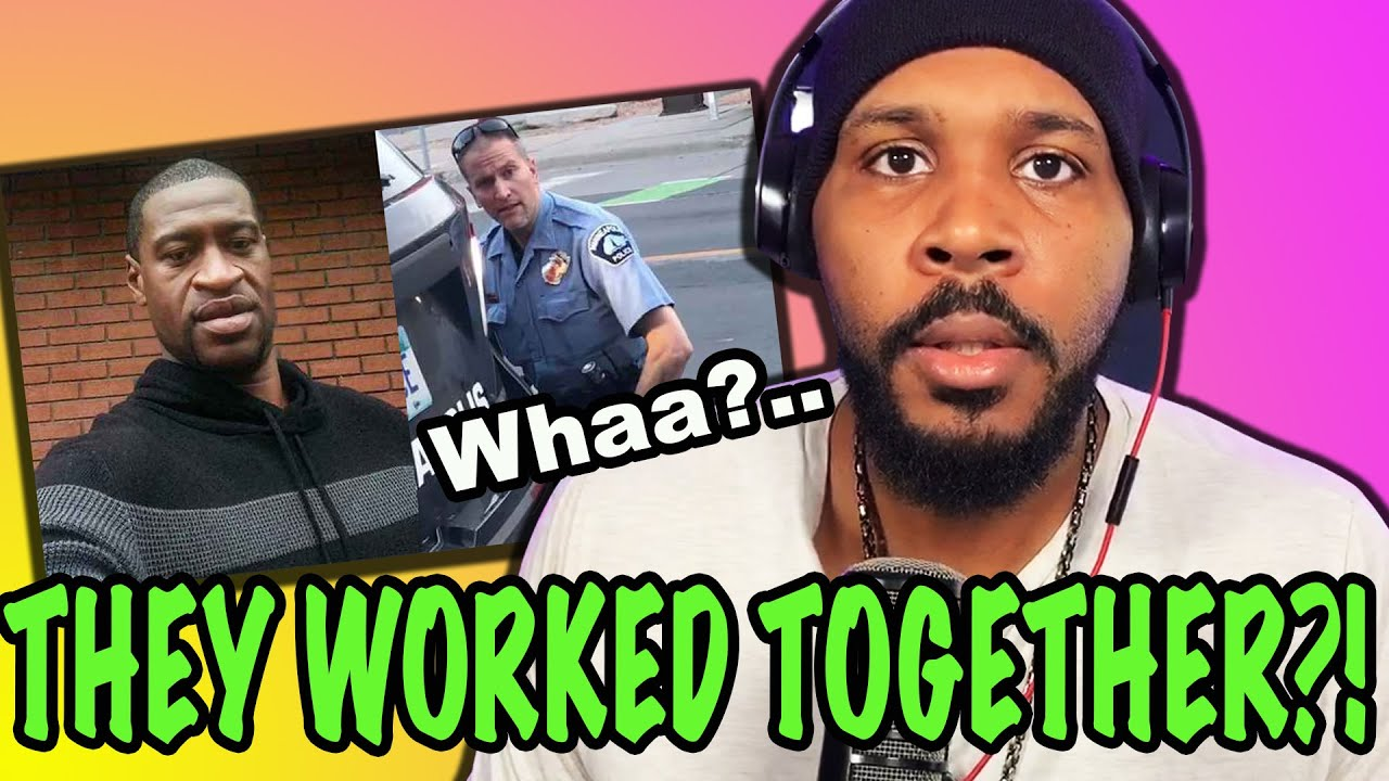 George Floyd and Officer Derek Chauvin Worked Together?!   The Pascal Show
