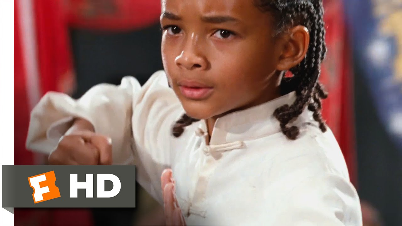 The Karate Kid 2010 Dre Vs Cheng Scene 9 10 Movieclips