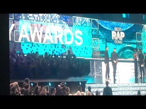 61st Grammy Awards  Best Rap Song Drakes speech cut off Mp3