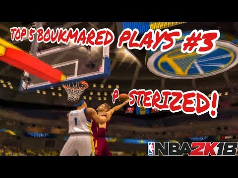 the best attitude 0d8d9 d84a7 NBA 2K18 IOS ANDROID Top 5 Boukmarked
