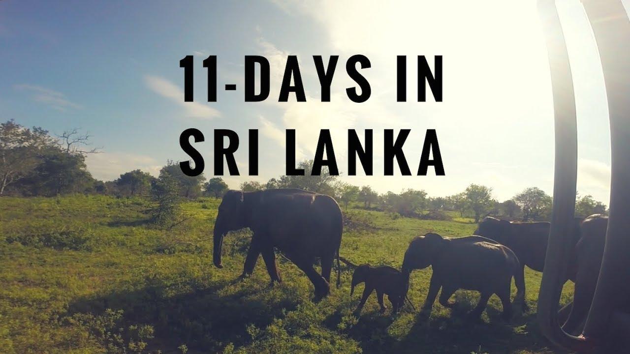 11-Days in Sri Lanka
