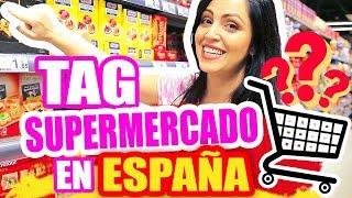 TAG del SUPERMERCADO en ESPAñA! Caro o Barato? SandraCiresArt